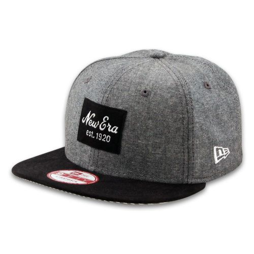 Шапка New Era Casual Patch 9FIFTY Snapback
