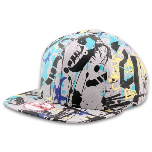 Шапка New Era Graffiti 9FIFTY Snapback
