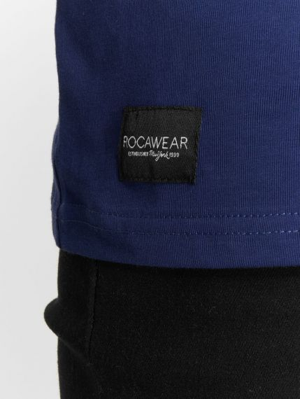 Мъжка тениска Rocawear / T-Shirt Velvet Logo in blue