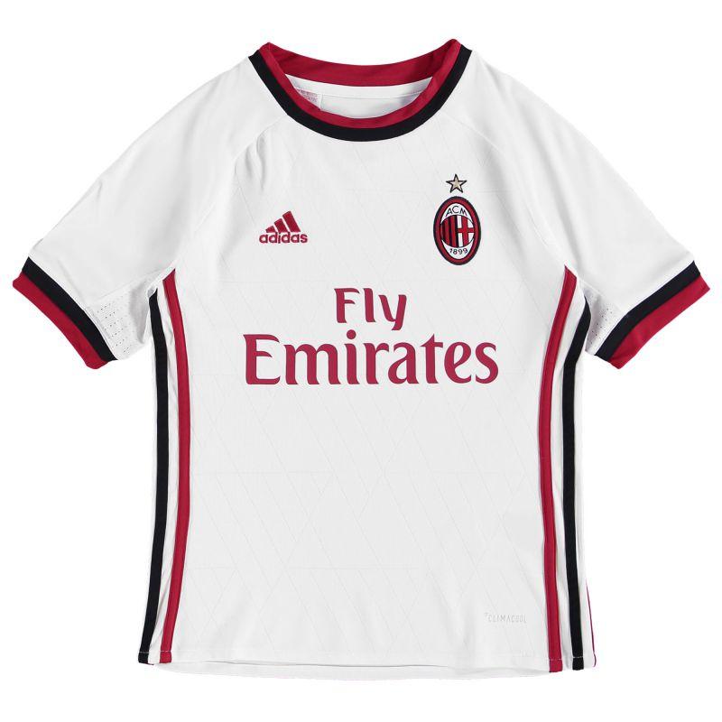 AC Milan Away Shirt 2017-18 - Kids - Sport.bg