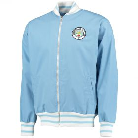 Manchester City 1972 Home Track Jacket