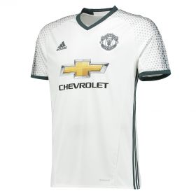 Manchester United Third Shirt 2016-17 with Schneiderlin 28 printing