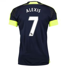 Arsenal Third Shirt 2016-17- Kids with Alexis 7 printing