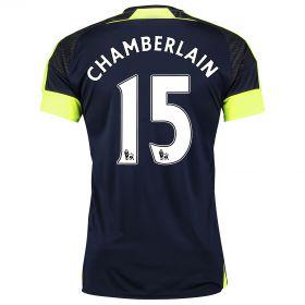 Arsenal Third Shirt 2016-17- Kids with Chamberlain 15 printing