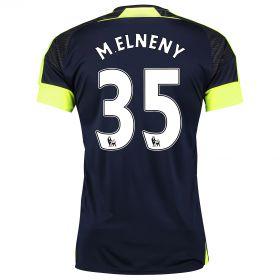 Arsenal Third Shirt 2016-17- Kids with Mohamed Elneny 35 printing
