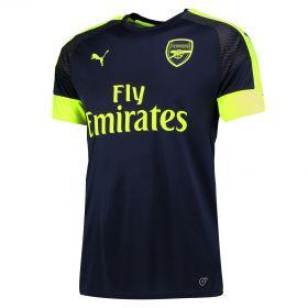 Arsenal Third Shirt 2016-17- Kids with Walcott 14 printing