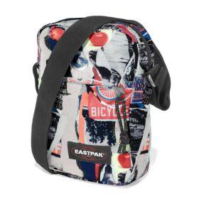 Чанта през рамо Eastpak THE ONE Red Mix EK045.53J