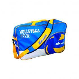 Волейболен сак за 6 топки MVA200  VL6B-BL