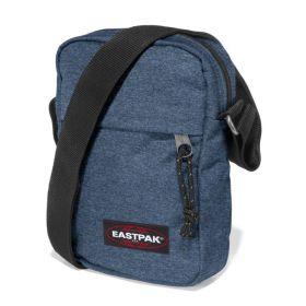 Чанта през рамо Eastpak THE ONE Double Denim EK045.82D