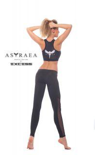 Дамски спортен екип Astraea Fashion Black Angel