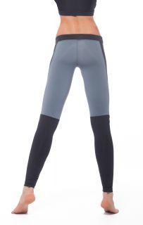 Дамски спортен клин Astraea Fashion Silver Black Angel