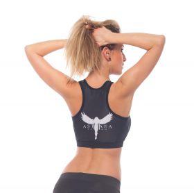 Дамско спортно бюстие Black Angel