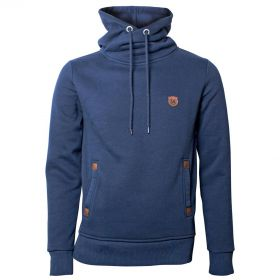 VfL Wolfsburg High Neck Hoodie - Grey - Womens