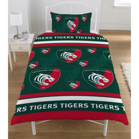 Leicester Tigers Single Duvet