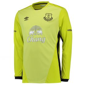 Everton Goalkeeper Home Shirt 2016/17 with Stekelenburg 22 printing