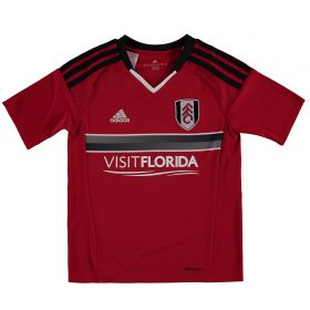 Fulham Away Shirt 2016-17 - Kids