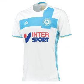 Olympique de Marseille Home Shirt 2016/17 with Patrice Evra 21 printing