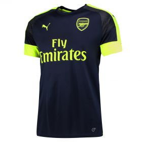 Arsenal Third Shirt 2016-17 with Monreal 18 printing