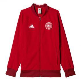 Denmark Anthem Knit Jacket Red