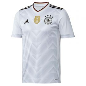 Germany Confederations Cup Adi Zero Home Shirt 2017
