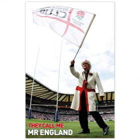 England They Call Me Mr England Book