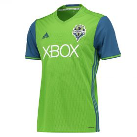 Seattle Sounders Home Shirt 2016-17 with Mathers 32 printing