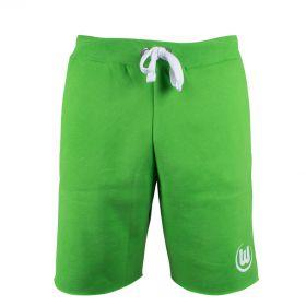 VfL Wolfsburg Fan Shorts - Green - Boys