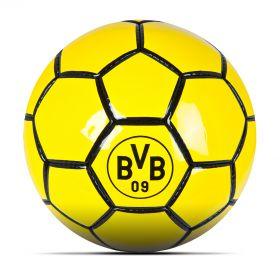 BVB Football - Black/Yellow - Size 5