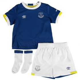 Everton Home Baby Kit 2016/17 with Lookman 31 printing