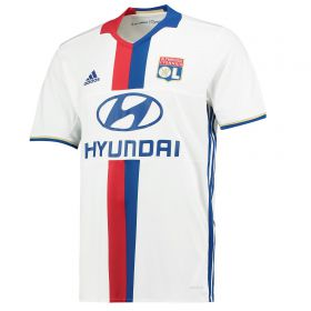 Olympique Lyon Home Shirt 2016-17 - Kids with Memphis 9 printing