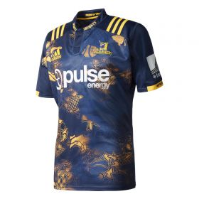 Highlanders Rugby Territory Shirt