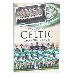 Celtic Changing Faces Paperback Book