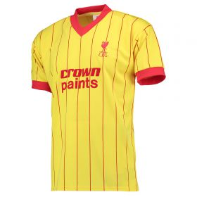 Liverpool 1982 Away Shirt