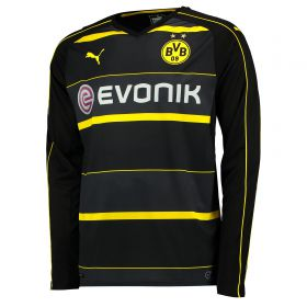 BVB Away Shirt 2016-17 - Long Sleeve