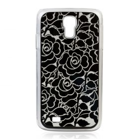 England Black Rose Galaxy S4 Cover