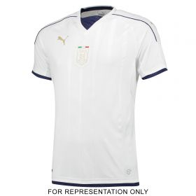 Italy Tribute 2006 Away Authentic Shirt