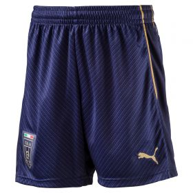 Italy Tribute 2006 Away Shorts - Kids