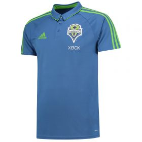 Seattle Sounders Coaches Polo - Blue