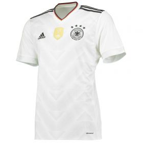 Germany Confederations Cup Home Shirt 2017 with Hummels 5 printing
