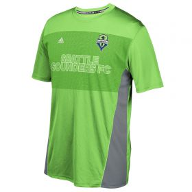 Seattle Sounders Performance T-Shirt - Green