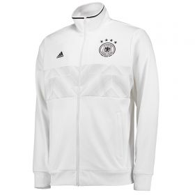 Germany Track Top - White