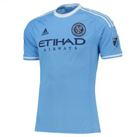 New York City FC Authentic Home Shirt 2015-16