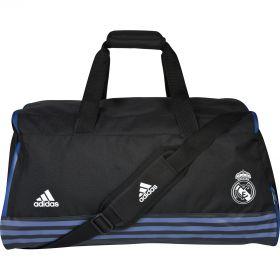 Real Madrid Team Bag - Black