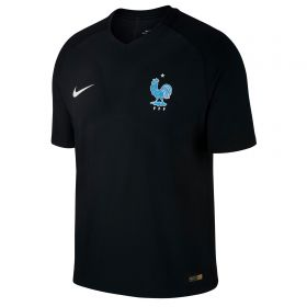 France Vapor Match Shirt with Martial 11 printing