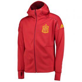 Spain ZNE Anthem Jacket - Red