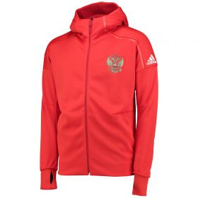 Russia ZNE Anthem Jacket - Red