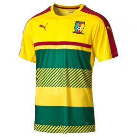 Cameroon Training Jersey - Yellow-Green