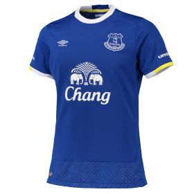 Everton Home Shirt 2016/17 - Womens with Lookman 31 printing