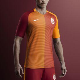 Galatasaray Home Shirt 2016-17 - Kids