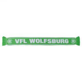 VfL Wolfsburg Fan Scarf - Green - Adult